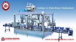 Dolum ve Paketleme Makinaları  |  Sezmak Makina Ltd.Şti