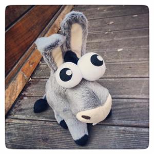 peluş oyuncak bambi toys expogi