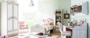 Çocuk ve Genç Odası Ev Mobilyası Alfemo expogi