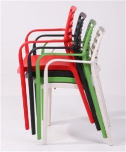 sandalye imalatı plastik sandalye nova sandalye expogi 4