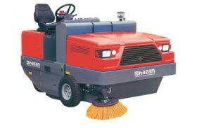 Endüstriyel temizlik makinaları hazan makina expogi