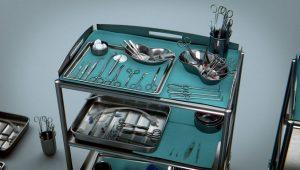 Cerrahi aletler aseltech asel tıbbi aletler expogi