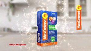 Maxdefend C Takviye Edici Gıda Edis pharma www.expoi.com