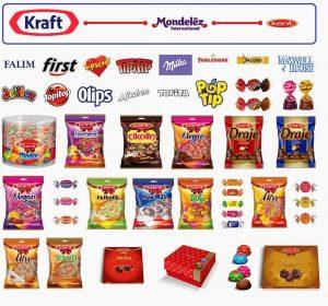 Şekerleme ve Çikolata Ürünleri Kent gıda www.expogi.com