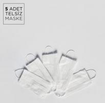 LCW Tıbbi ve Yıkanabilir Yüz Maskeleri