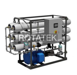 Ticari ve Endüstriyel Su Arıtma